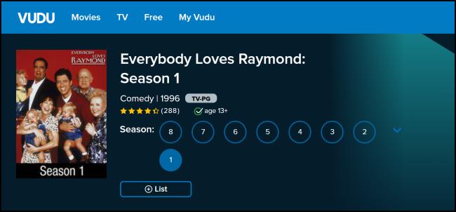 Vudu Jeder liebt Raymond