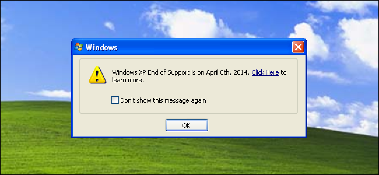 Warum Windows Sie warnt