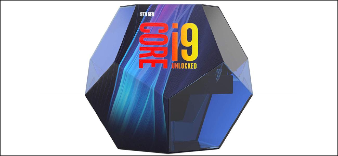 Was ist der Unterschied zwischen Intel Core i3-, i5-, i7- und X-CPUs?