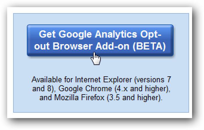 Verhindern Sie, dass Google jeden Schritt online verfolgt