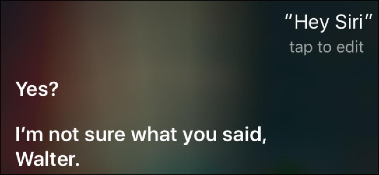 So bringen Sie Siri mit dem Ringschalter Ihres iPhones zum Schweigen