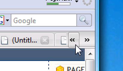 """Kurztipp: Deaktivieren Sie das Scrollen auf der Registerkarte """"Firefox"""""""