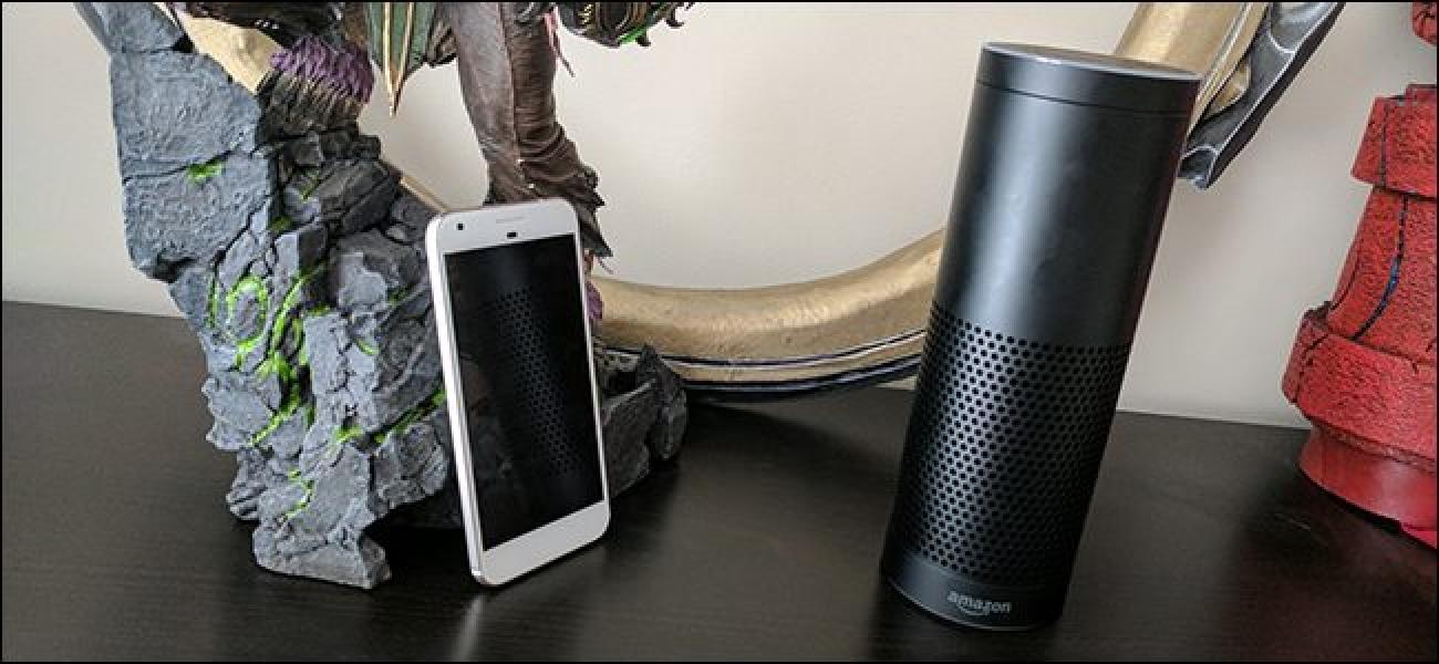So finden Sie Ihr verlorenes Telefon mit dem Amazon Echo