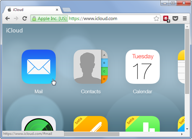 access-icloud-mail-on-the-web