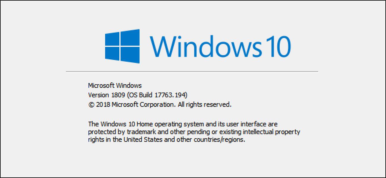 Das Oktober-Update für Windows 10 ist jetzt weit verbreitet. So erhalten Sie es