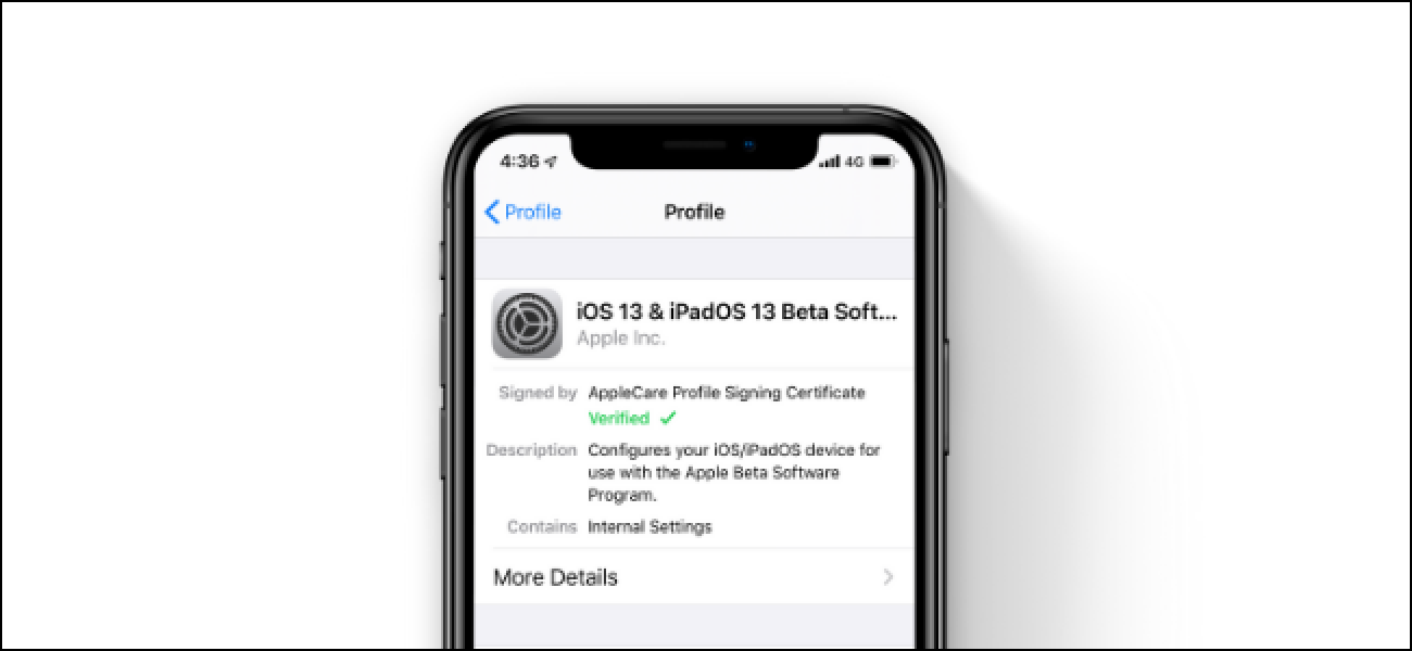 So verlassen Sie ein öffentliches Beta-Programm für iOS oder iPadOS
