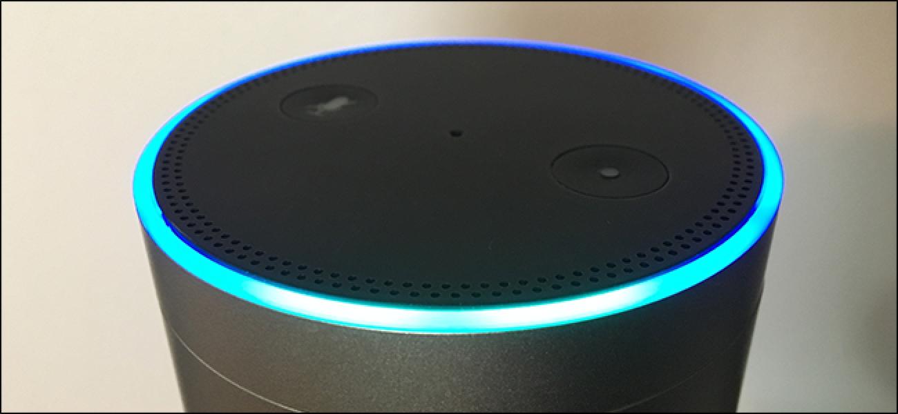 Alexa hat einen neuen Flüstermodus. Hier erfahren Sie, wie Sie ihn verwenden