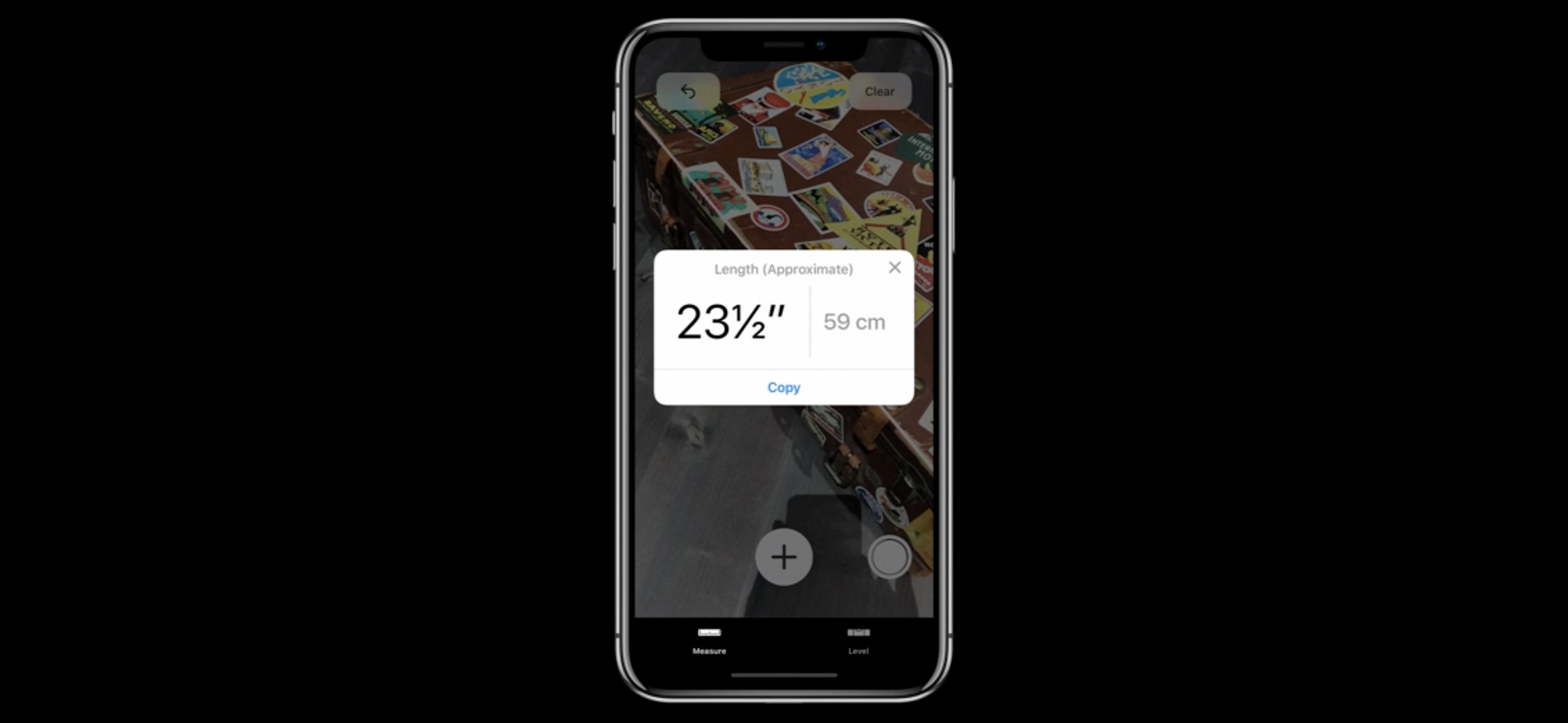 Apples neue Mess-App verwendet AR, um alles mit Ihrem iPhone zu messen