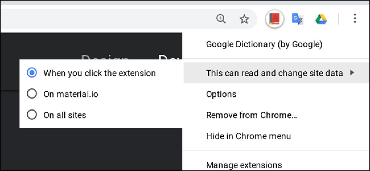 Sie haben bald eine detaillierte Kontrolle über die Chrome-Erweiterungsberechtigungen