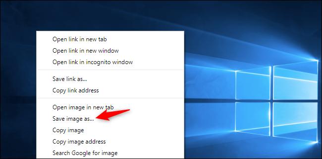 So laden Sie den ursprünglichen Standardhintergrund von Windows 10 herunter