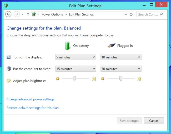 Windows-8.1-Display-Ausschalten