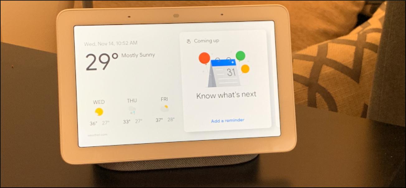 Pünktlich zu den Feiertagen präsentiert Google neue Smarthome-Funktionen