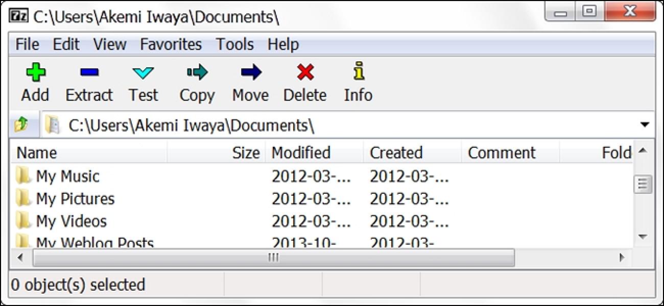 Wie können Sie Dateien in so wenigen Schritten wie möglich komprimieren und mit einem Kennwort schützen?