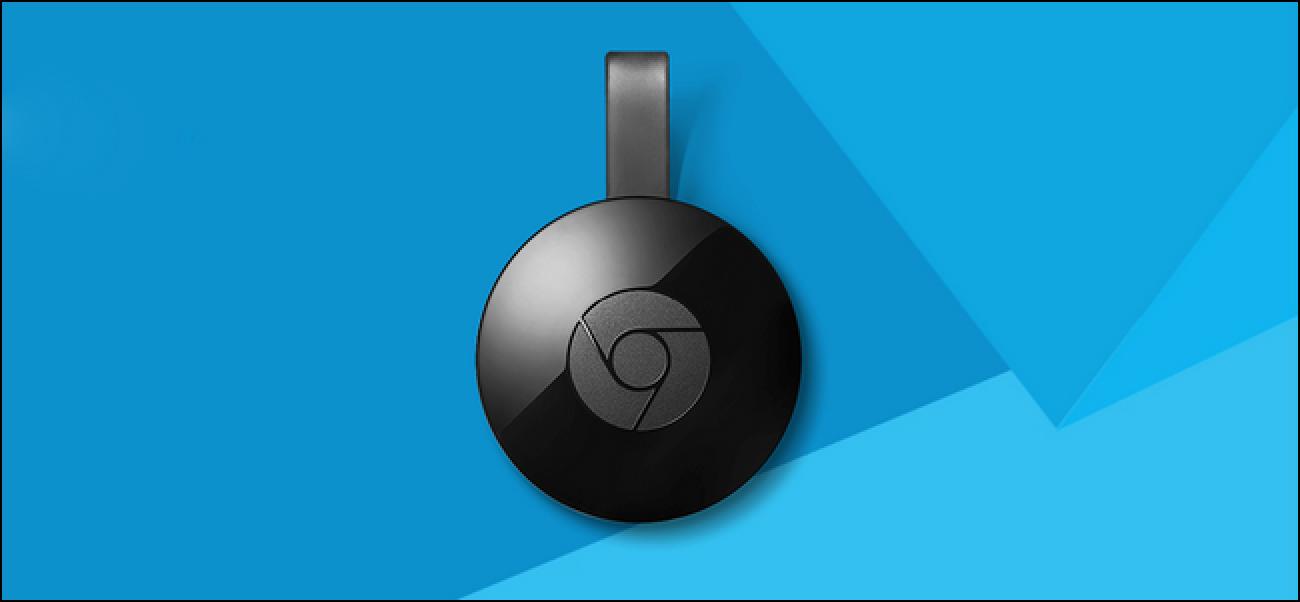 Sie haben gerade einen Chromecast erhalten.  Was jetzt?