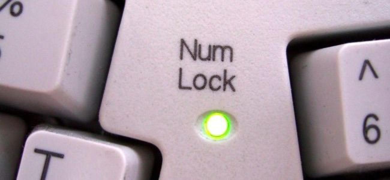 So aktivieren Sie die Num-Sperre automatisch, wenn Ihr Computer startet