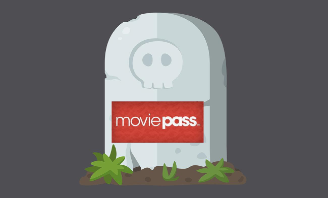 Wird MoviePass bitte sterben, damit die Leute aufhören, sich darüber zu beschweren?