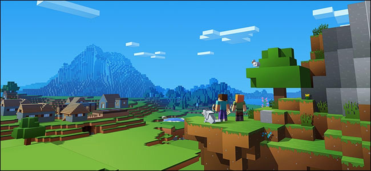 Die offizielle Website von Minecraft verteilt von Malware befallene Skins