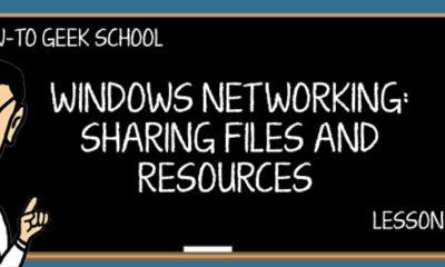 So teilen Sie Geräte mit anderen im Netzwerk