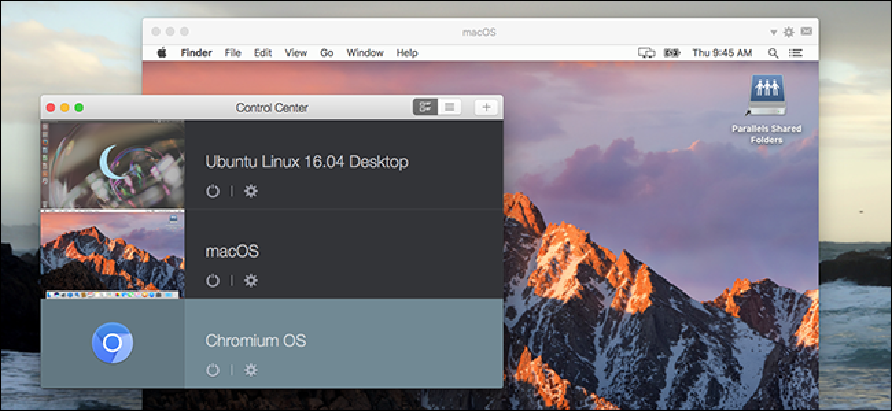 So erstellen Sie mit Parallels Lite kostenlos virtuelle Linux- und macOS-Maschinen