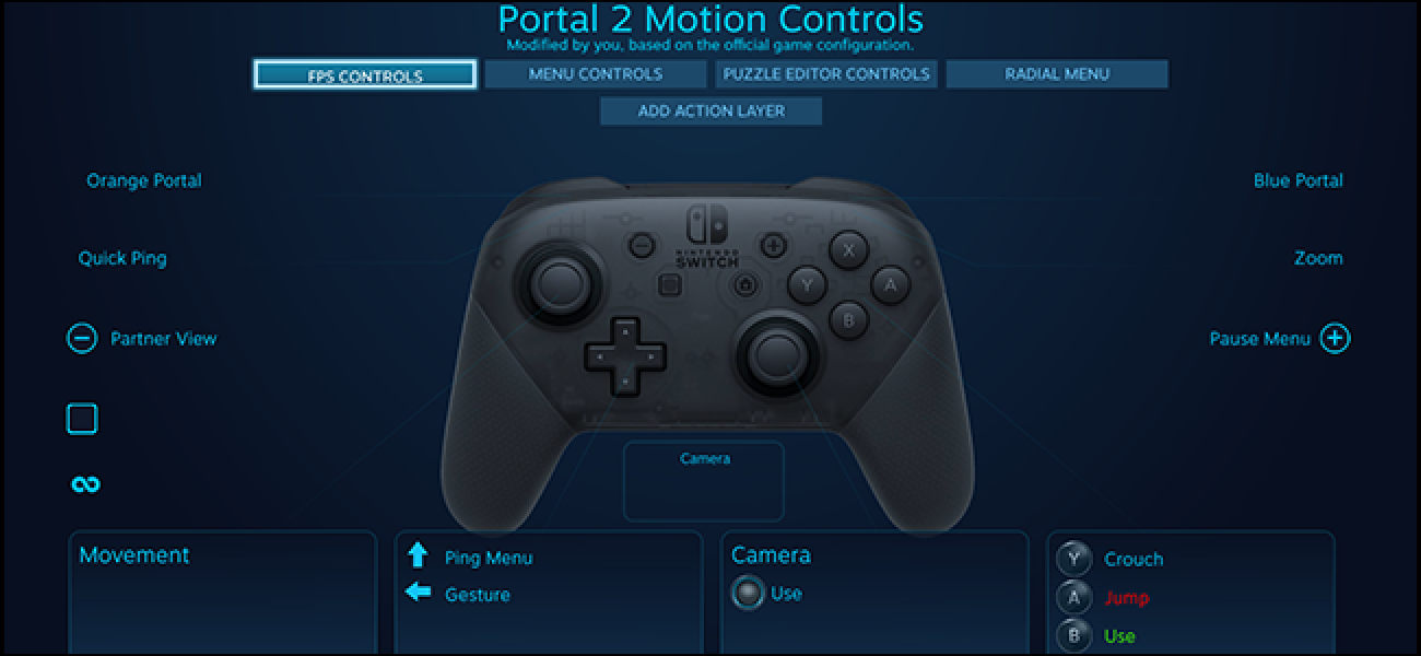 So verwenden Sie den Pro Controller Ihres Switches in Steam