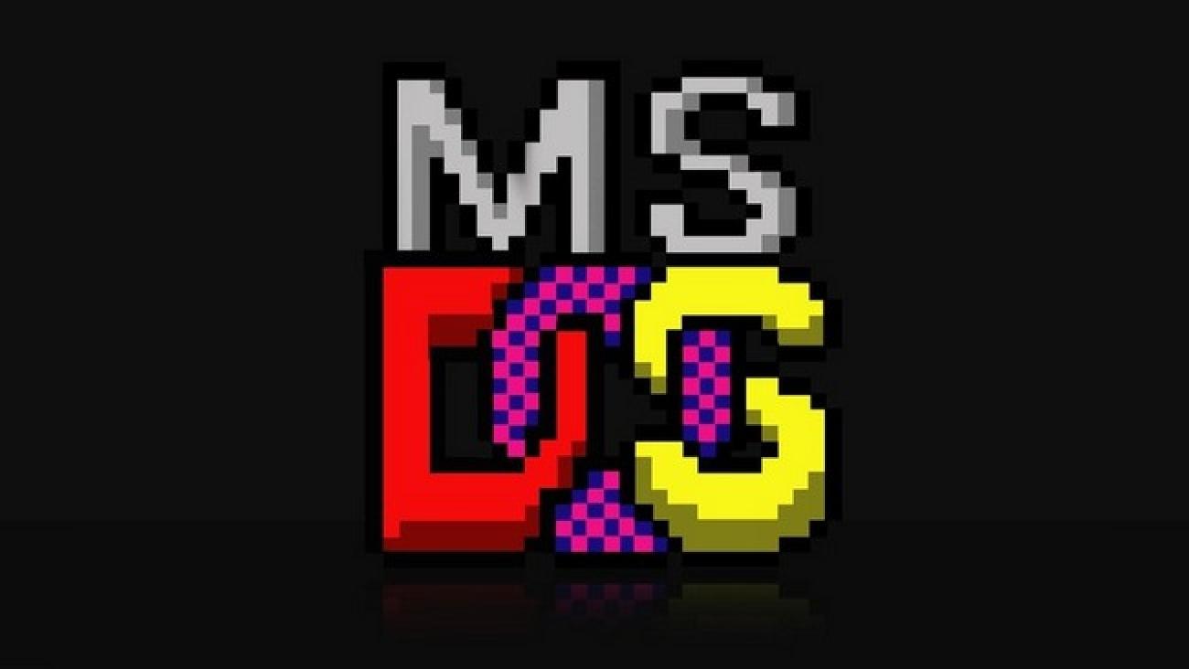 Verlässt sich Windows immer noch auf MS-DOS?