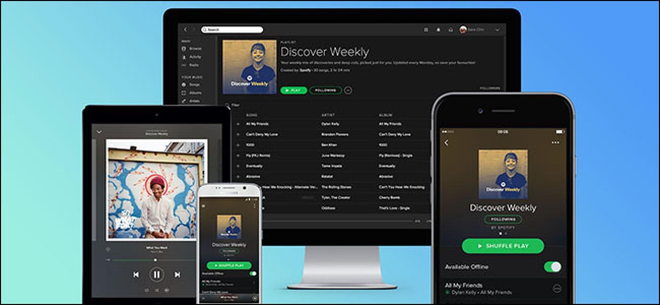 Studenten können Spotify Premium, Hulu und Showtime in einem Paket von 5 USD pro Monat erhalten