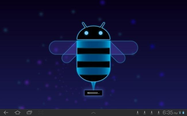 Android Waben Osterei