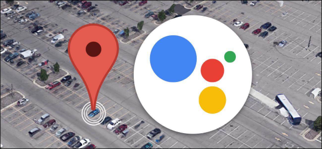 So merken Sie sich, wo Sie mit dem Google-Assistenten geparkt haben