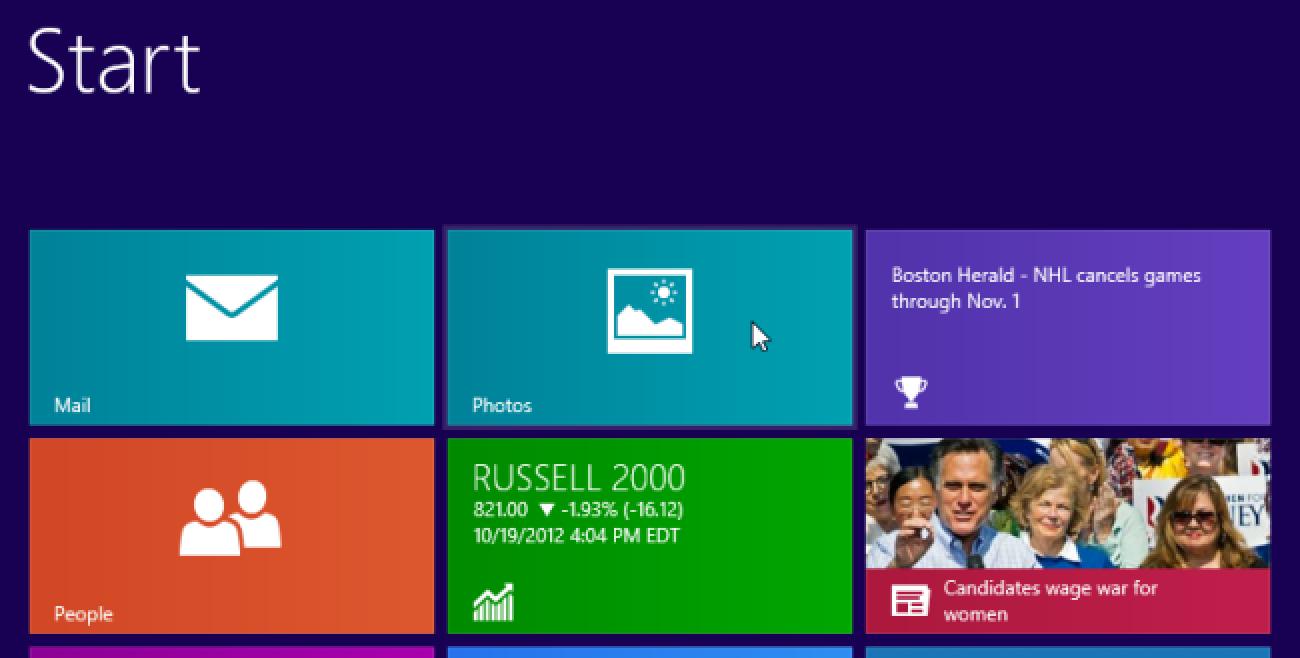 Wiederherstellen deinstallierter moderner UI-Apps, die mit Windows 8 geliefert werden