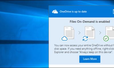 Verwendung der On-Demand-Dateien von OneDrive im Fall Creators-Update von Windows 10