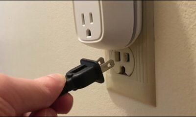 Verwendung beider Steckdosen mit einem sperrigen Smart Plug