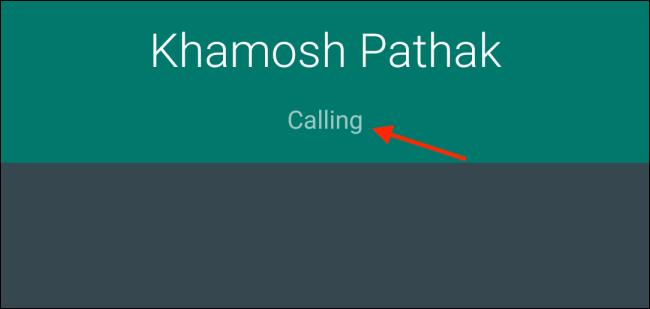 Kontakt auf WhatsApp anrufen