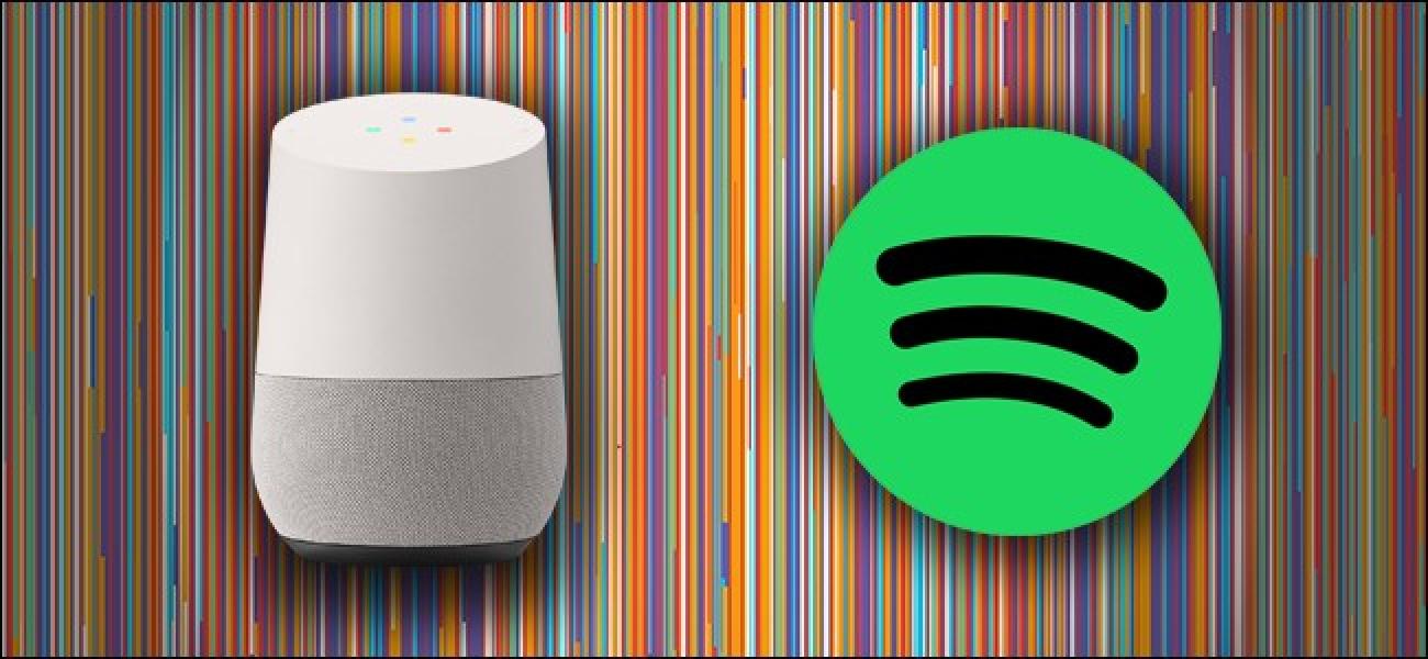 So verwenden Sie Spotify mit Google Home