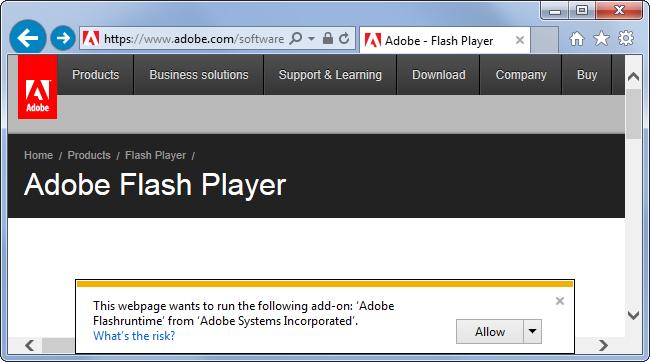 Flashblock-für-Internet-Explorer