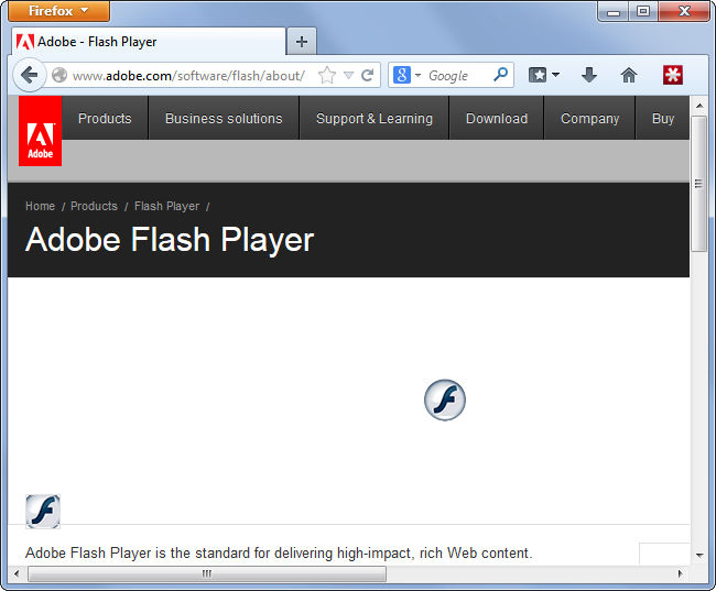 Aktivieren Sie Click-to-Play-for-Flash-Content-in-Firefox