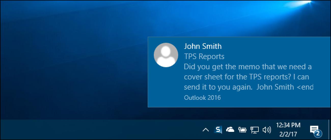 So deaktivieren Sie Benachrichtigungstöne in Windows 10