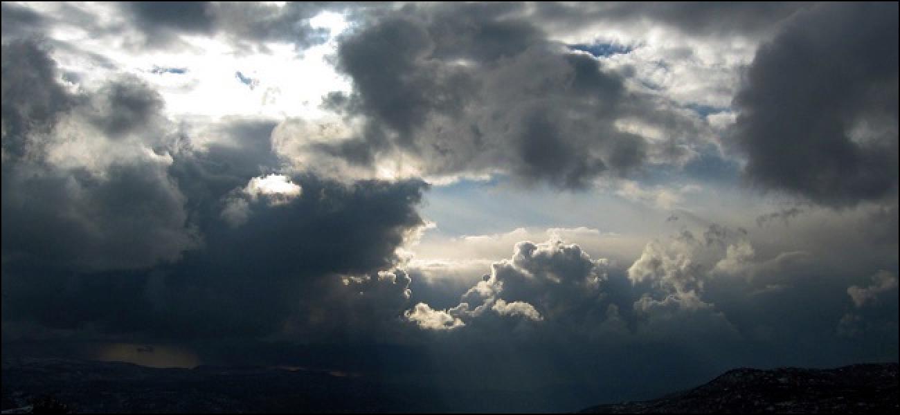 Wie man genau herausfindet, wann es regnen wird und wann es aufhören wird