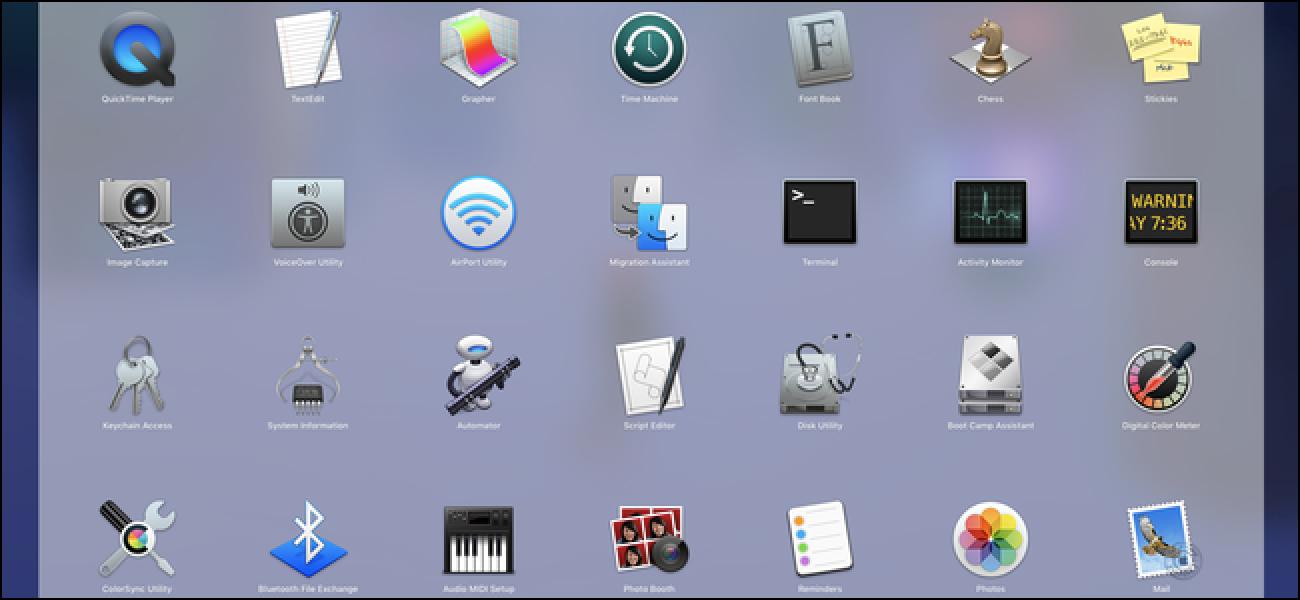 So listen Sie alle Anwendungen auf einem Mac auf