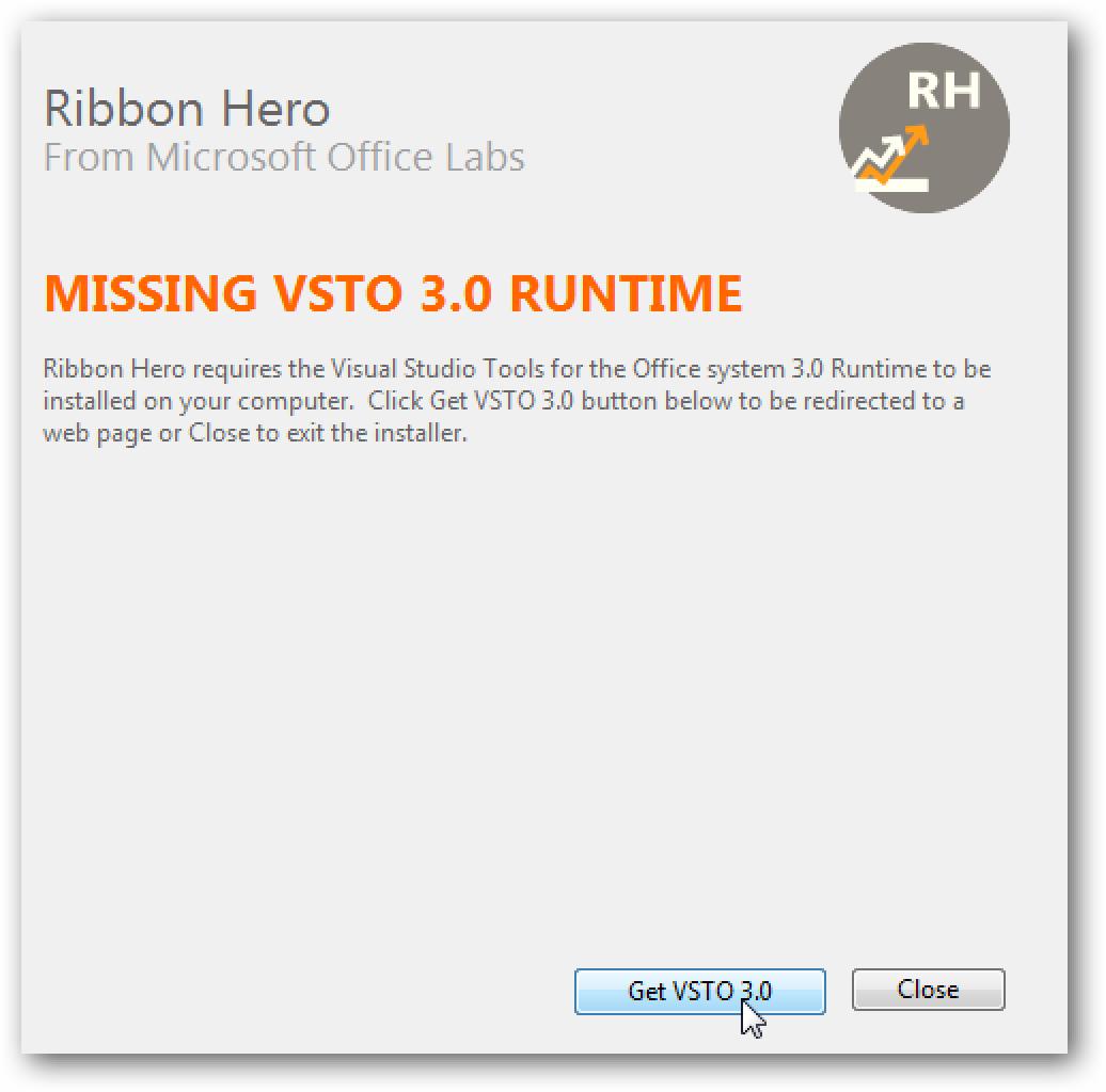Machen Sie Learning Office 2007 & 2010 mit Ribbon Hero zum Spaß