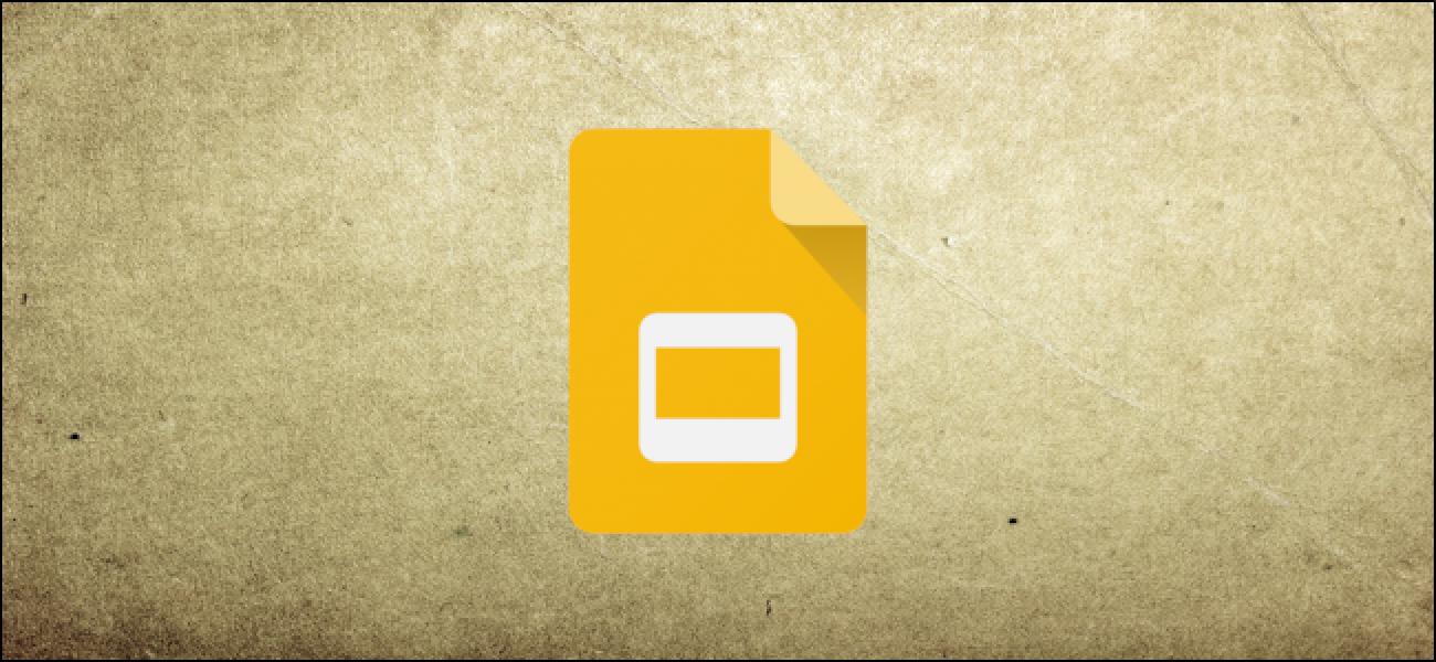 So fügen Sie einem Objekt in Google Slides alternativen Text hinzu