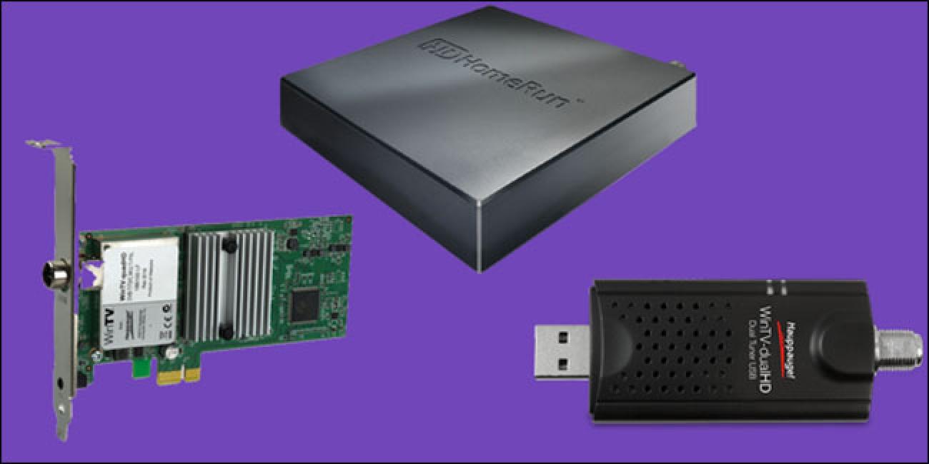 Sollten Sie für Ihren HTPC einen PCI-, USB- oder netzwerkbasierten TV-Tuner verwenden?