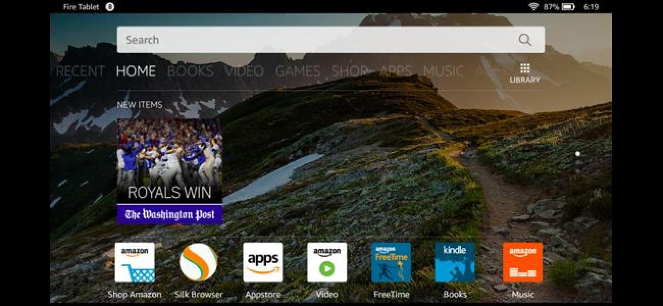 Amazon Fire OS im Vergleich zu Googles Android: Was ist der Unterschied?