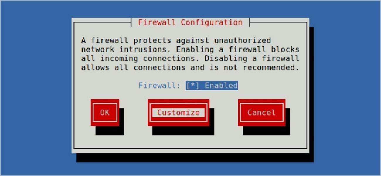 Wie können Sie das Internet weiterhin nutzen, wenn Sie alle eingehenden Verbindungen blockieren?