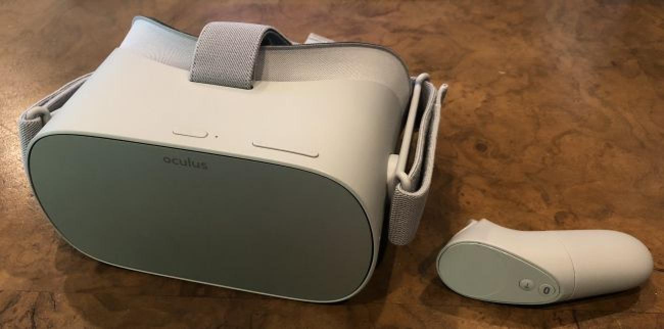 So erzwingen Sie einen Neustart Ihres Oculus Go (wenn es nicht mehr funktioniert)