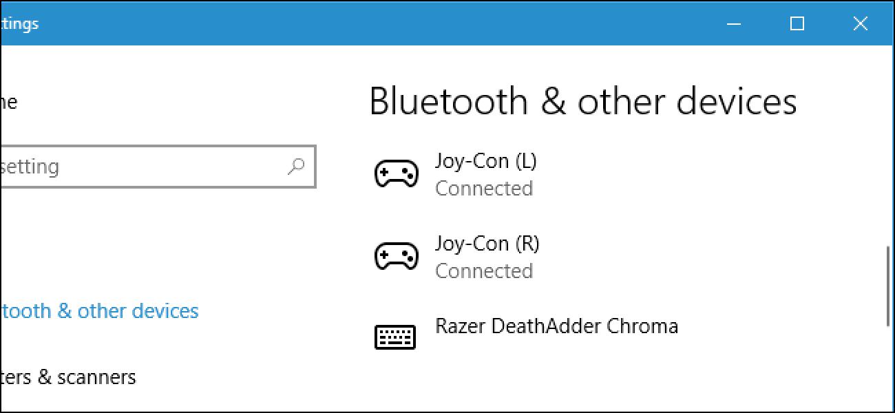 So schließen Sie die Joy-Con- oder Pro-Controller des Nintendo Switch an Ihren PC an
