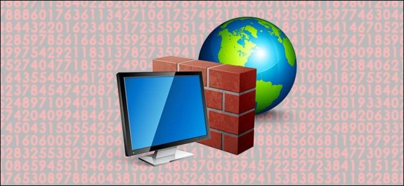 So blockieren Sie den Zugriff einer Anwendung auf das Internet mit der Windows-Firewall