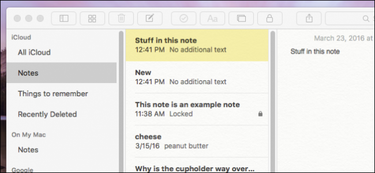 So verwenden Sie Apples neue Notizen-App, um Ihre Gedanken zu organisieren