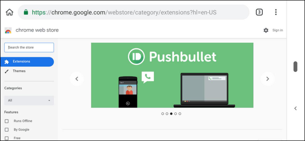 So installieren Sie Desktop Chrome-Erweiterungen unter Android