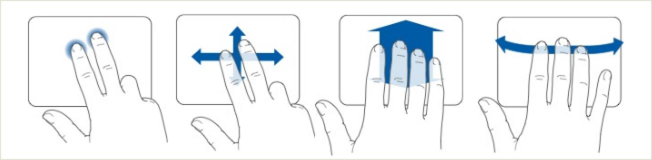 So erhalten Sie Fingergesten im MacBook-Stil unter Ubuntu Linux