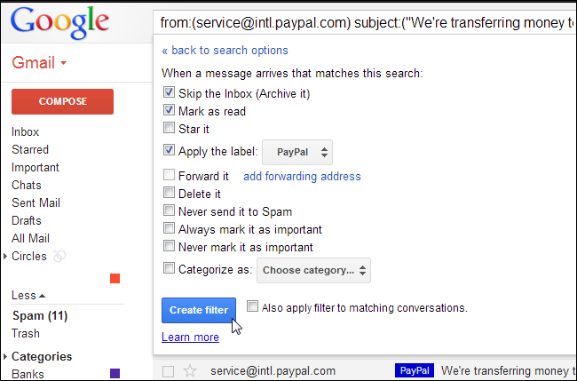 Google Mail-automatisch-Archiv-E-Mails